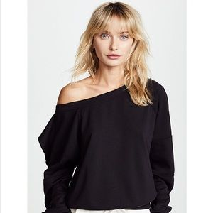 Free People Tops - Free People off-shoulder movement flounce top